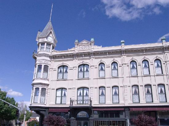 Baker City, OR: Another view in the room