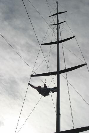 Sail Stars & Stripes USA-11: Sail USA 1