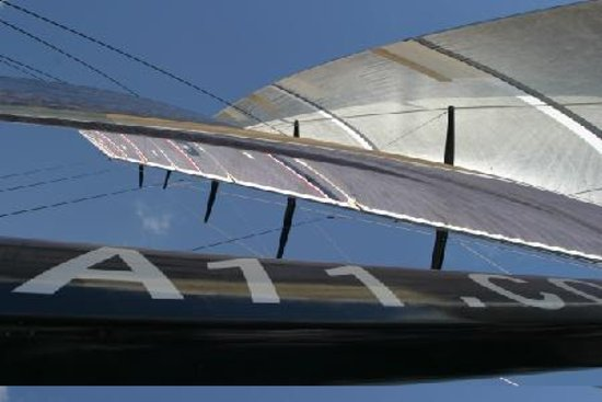 Sail Stars & Stripes USA-11: Sail USA 2