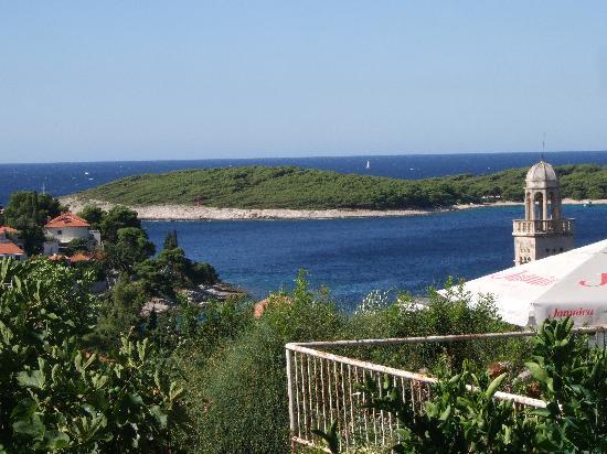 House Gordana: View from our room
