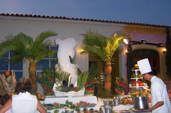 Gran Festivall All Inclusive Resort: BUFFET