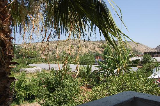 Patara Golden Pension: View from Room
