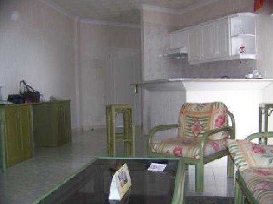 Parque Vacacional Eden: apartamento