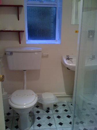 โรงแรมเวนท์เวิร์ธ เฮาส์: bathroom