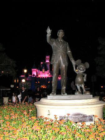 Best Western Plus Stovall's Inn: Walt Disney & Mickey Mouse