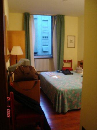 Bologna Hotel: la chambre