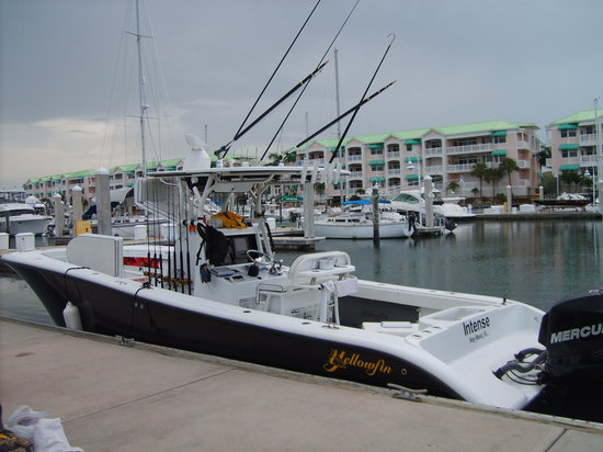 Dream Catcher Charters: The Charter Boat