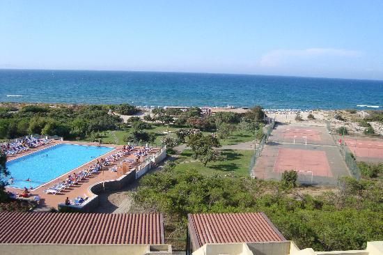 Aurum Hotel - Villaggio dei Pini: una parte del panorama