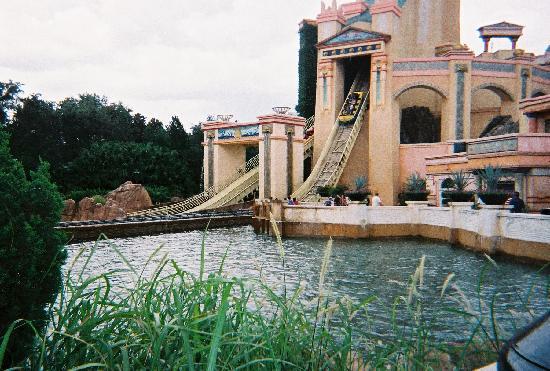 ซีเวิลด์ ออร์แลนโด: Atlantis