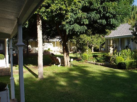 Rosenhof Country House: View from our room