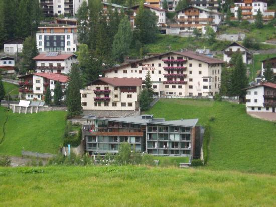 Hotel Lux Alpinae: Lux Alpinea & Kertess hotel