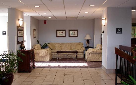 Quality Inn Medical Park: lobby