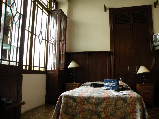 Posada San Rafael Inn : the room