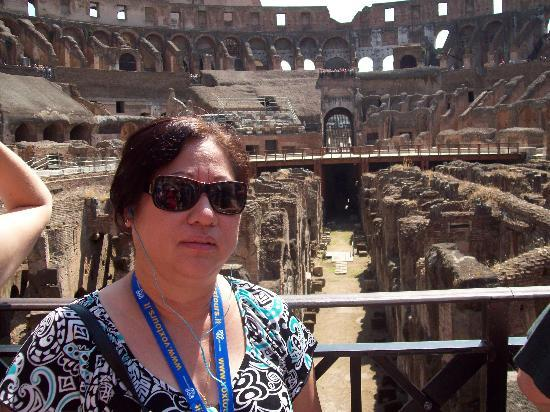 City Wonders: Inside the Colosseum