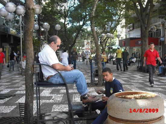 โลนดรีนา: City center, Londrina