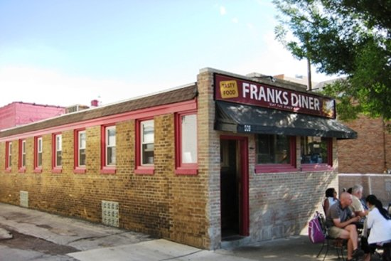 Franks diner review of frank 39 s diner kenosha wi for 4 estrellas salon kenosha wi