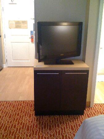 TownePlace Suites Fayetteville Cross Creek: TV