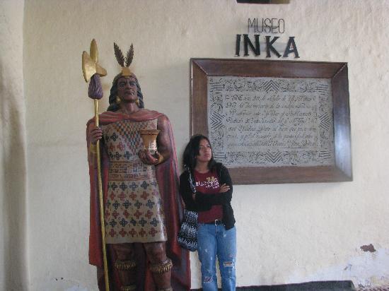 Bed & Breakfast de Kike: Inka Museum
