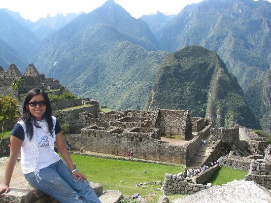 Bed & Breakfast de Kike: Beautiful Machu Picchu!