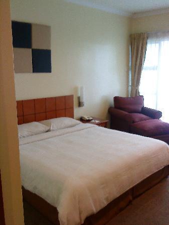 Ariva Gateway Kuching: cozy room