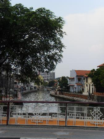 River View Guest House: riviere de malacca
