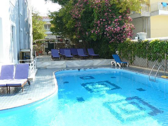 Amfipolis Hotel: Pool.