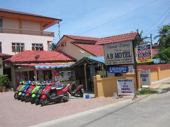 Пантай-Сенанг, Малайзия: Pantai Cenang motels