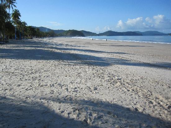 ปันไตเซนัง, มาเลเซีย: Pantai Cenang in the morning