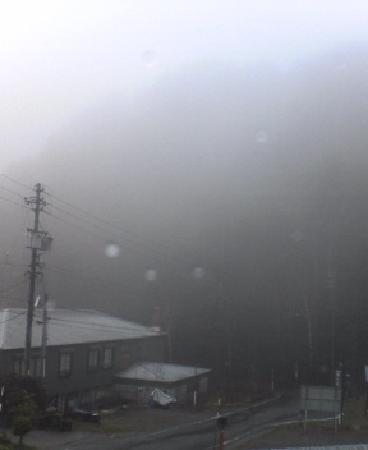 Nigorigo Onsen : みぞれ交じりの雪模様