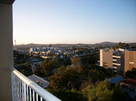 Central Hillcrest Apartments: South Brisbane