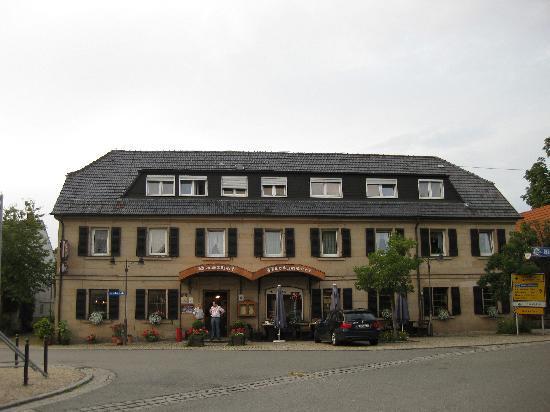 Landgasthof Friedrich in Trebgast