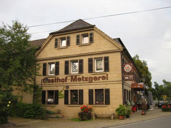 Gasthof Metzgerei Friedrich