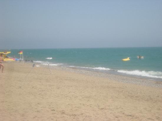 Crystal Family Resort & Spa: plage