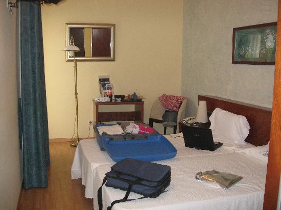 Hotel Rosa : Foto n. 1 stanza hotel