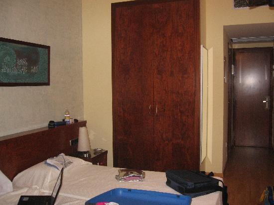Hotel Rosa: Foto n. 2 stanza hotel