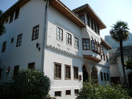 Bosnian National Monument Muslibegovic House Hotel: Muslibegovic House exterior