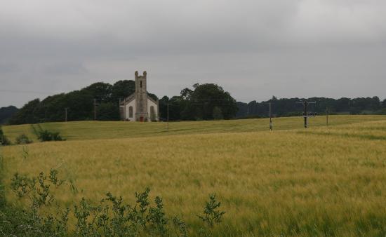 The Old Church of Urquhart: church