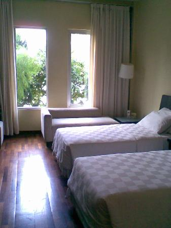 The Ardjuna Boutique Hotel & Spa: standard bedroom