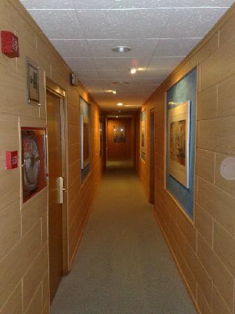 Sant Jordi Boutique Hotel: Corridor
