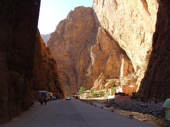 Hotel Saghro: Todra Gorge - Tinerhir (Morocco)