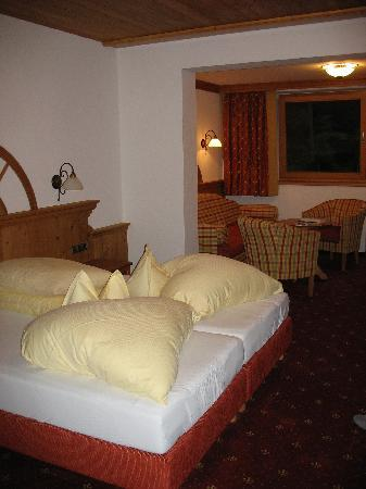 Auenhotel: junior suite