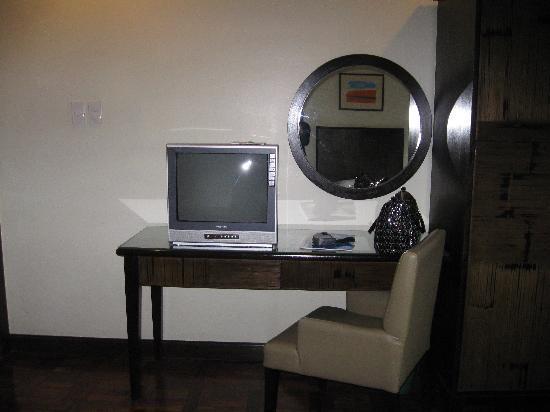 El Cielito Hotel Baguio: dresser