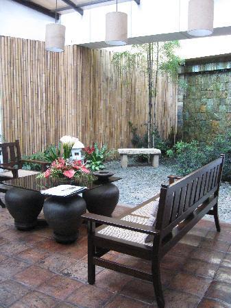 El Cielito Hotel Baguio: reception1