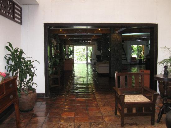 El Cielito Hotel Baguio: reception2