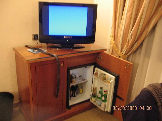Hotel Excelsior Magenta: Bar dormitorio