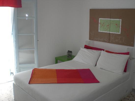 Villa Markezinis: Habitación