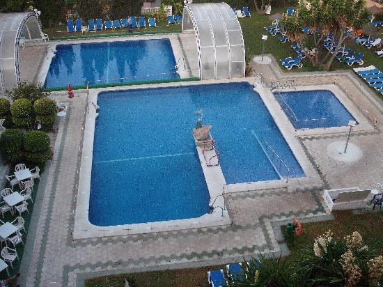 Palia La Roca Hotel-Club: The pools