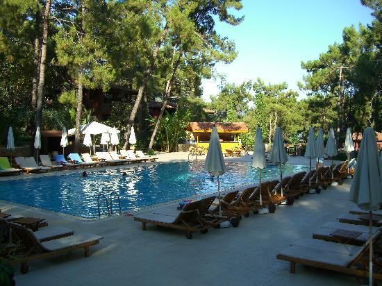 Sensimar Marmaris Imperial: Chill out [quiet] pool