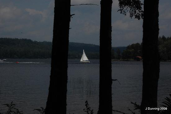 Covewood Lodge: South Bay Sail