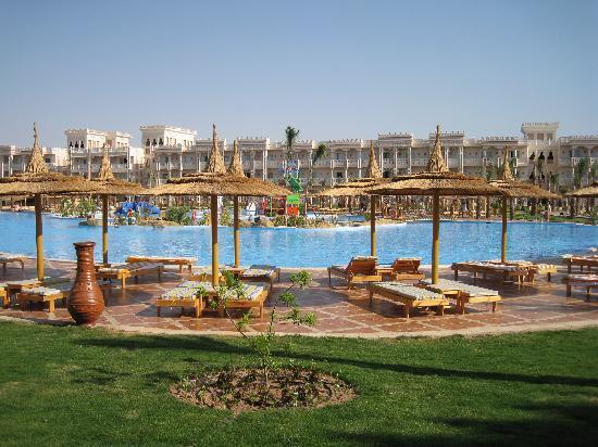 Albatros Palace Resort: esterno